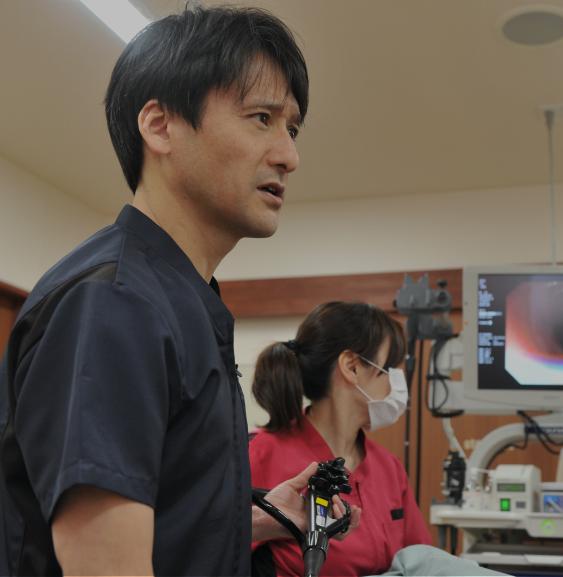 がんから守る KASHIWABARA GASTROENTEROLOGY CLINIC